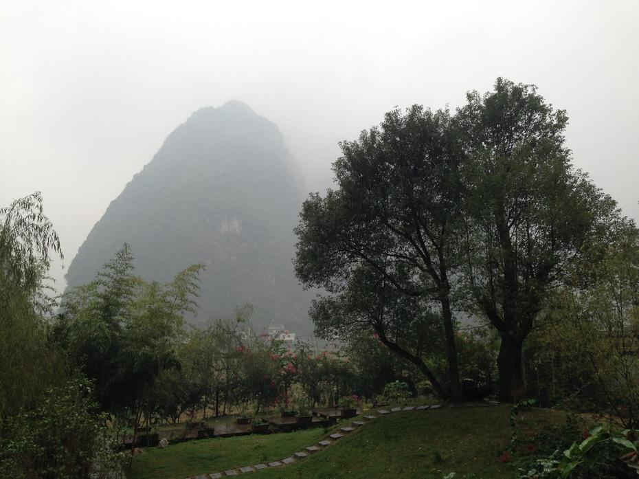 特色饭店之六:阳朔一境山房 - 余昌国 - 我的博客