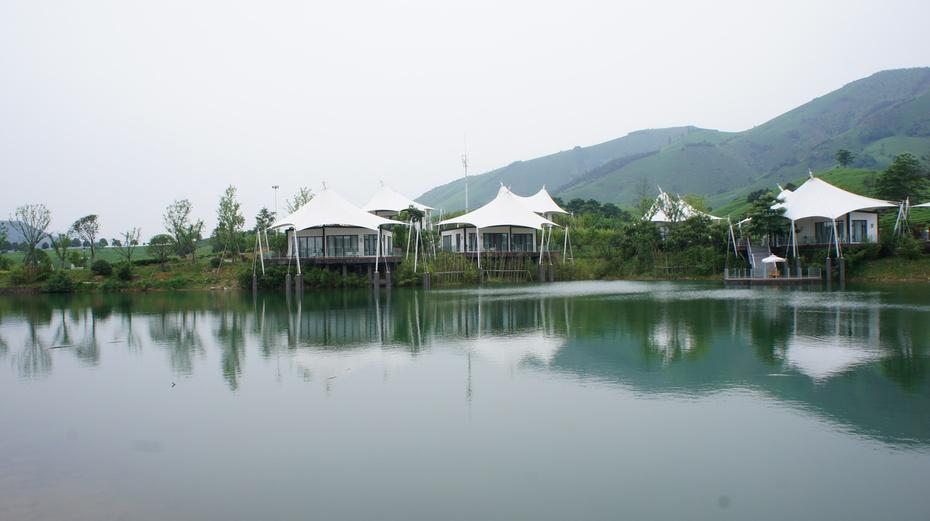 特色饭店之四:安吉帐篷客 - 余昌国 - 我的博客