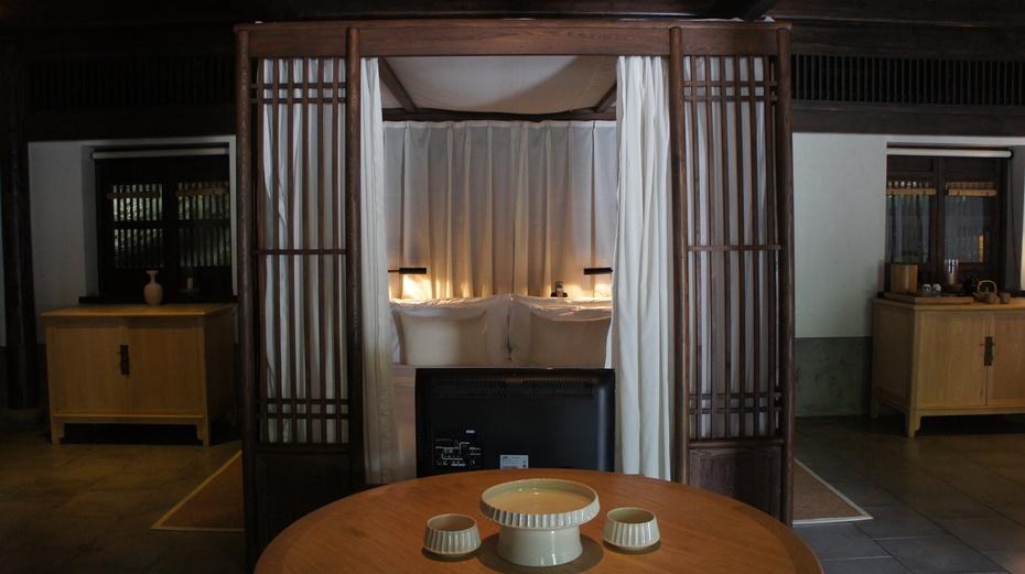 特色饭店之三:杭州法云安缦 - 余昌国 - 我的博客