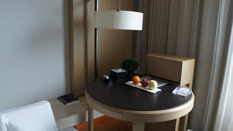 特色饭店之十:杭州逸酒店 - 余昌国 - 我的博客