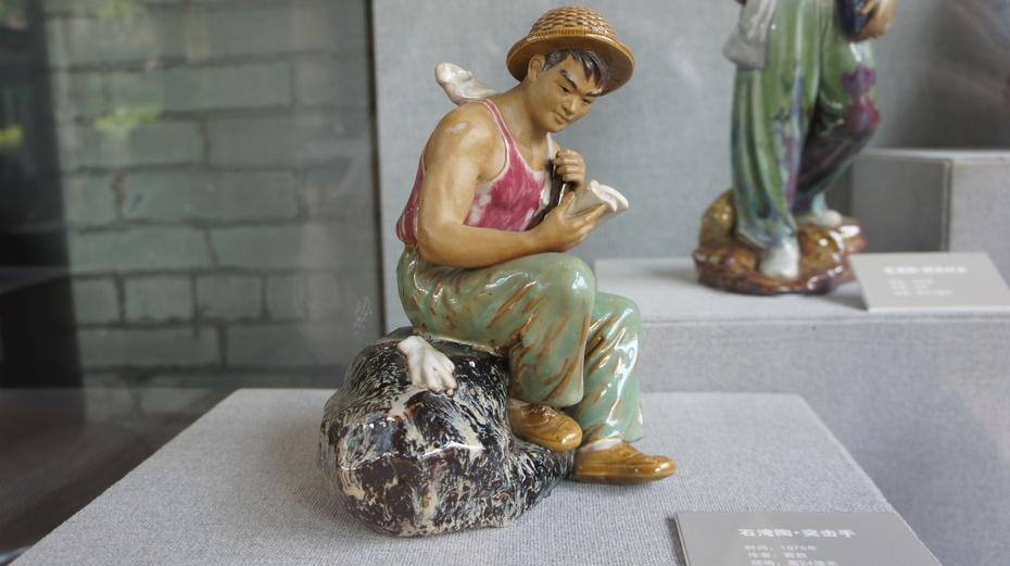 广东民间工艺博物馆:艺术陶瓷展 - 余昌国 - 我的博客