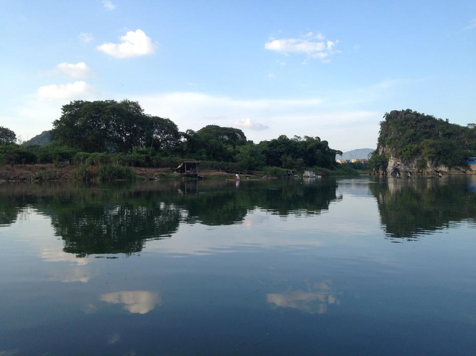桂林:神奇美丽的净瓶山 - 余昌国 - 我的博客
