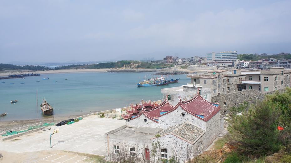 福建平潭岛海滨美景