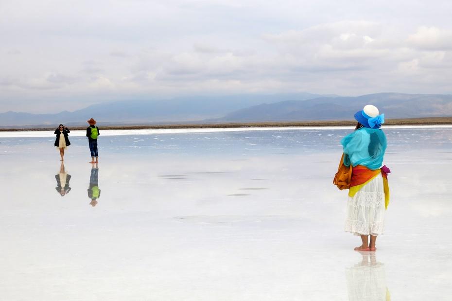 大美青海:中国天空之镜茶卡盐湖 - 余昌国 - 我的博客