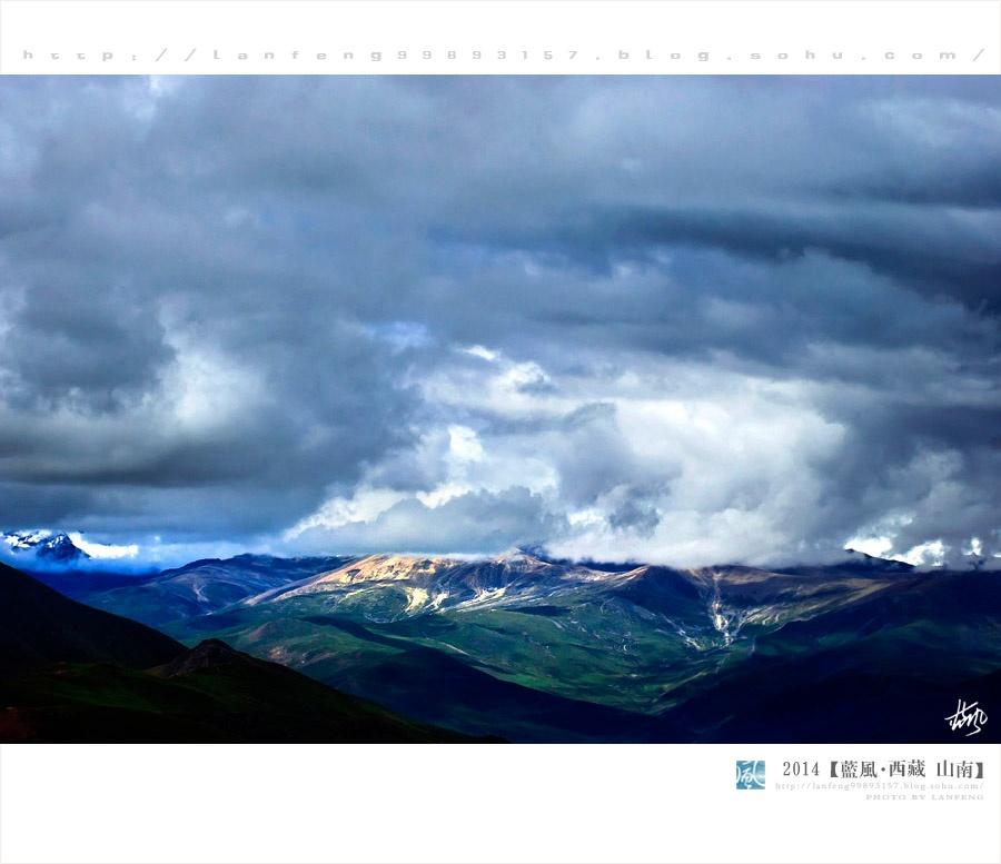 【羊桌雍措】神女散落的绿松石耳坠 - 蓝风 - 蓝风的图像家园