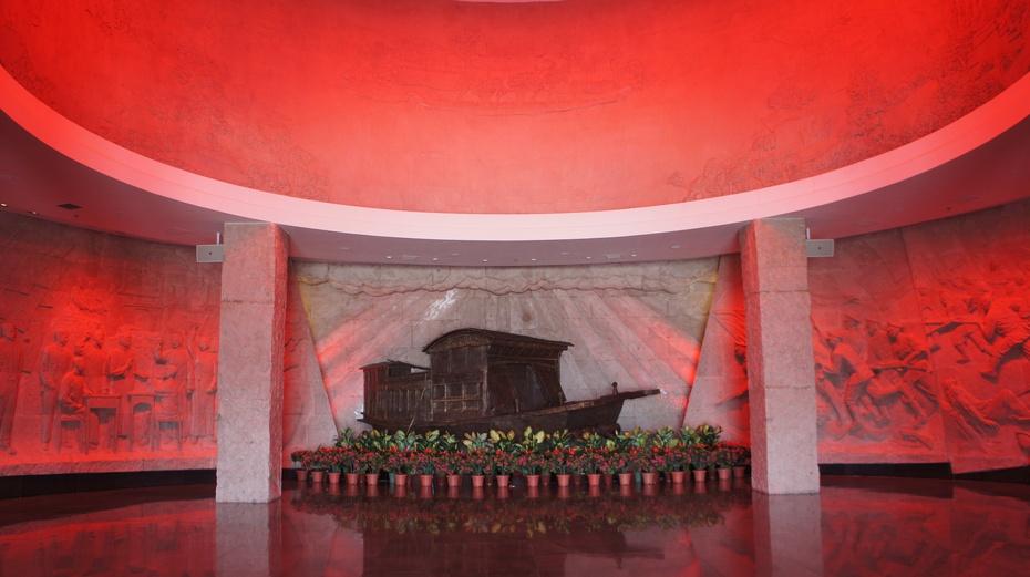 浙江嘉兴:南湖革命纪念馆 - 余昌国 - 我的博客