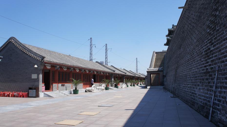 北京明城墙遗址公园 - 余昌国 - 我的博客