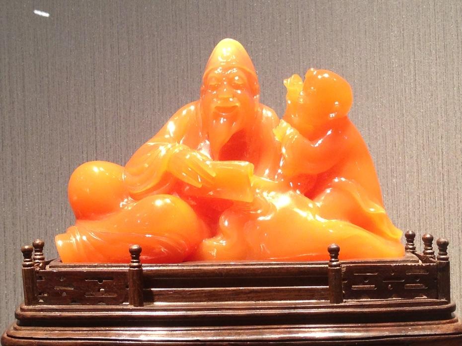 神奇宝石:鸡血玉 - 余昌国 - 我的博客