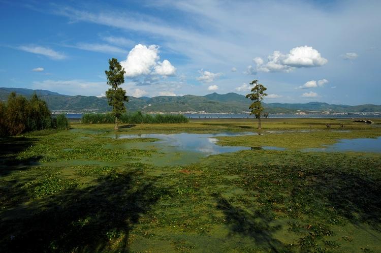 洱海环海路_大理纪行:洱海海西的纯粹原生态美景-民来海往-搜狐博客
