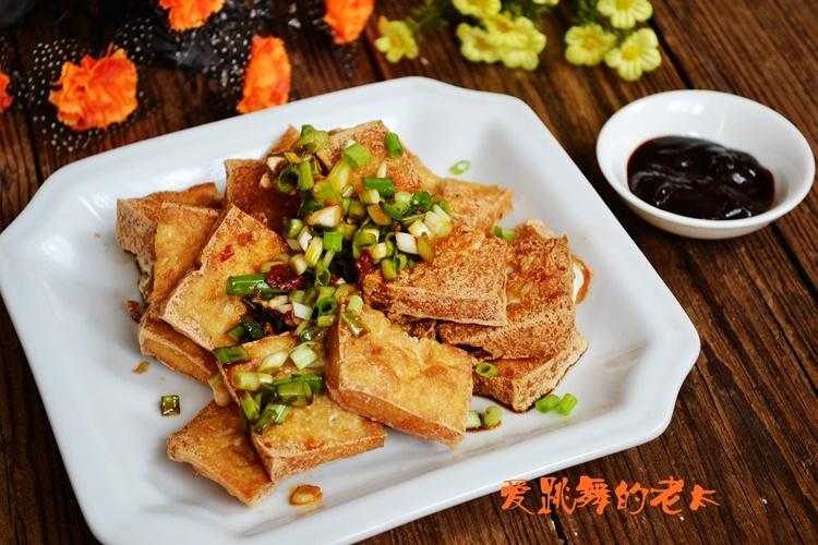 无锡传统小吃--油豆腐干 - 慢美食 - 慢 美 食
