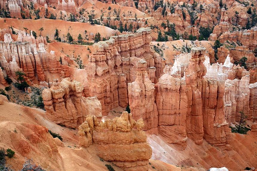 美国布莱斯峡谷国家公园 - sihaiyunyou - sihaiyunyou的博客