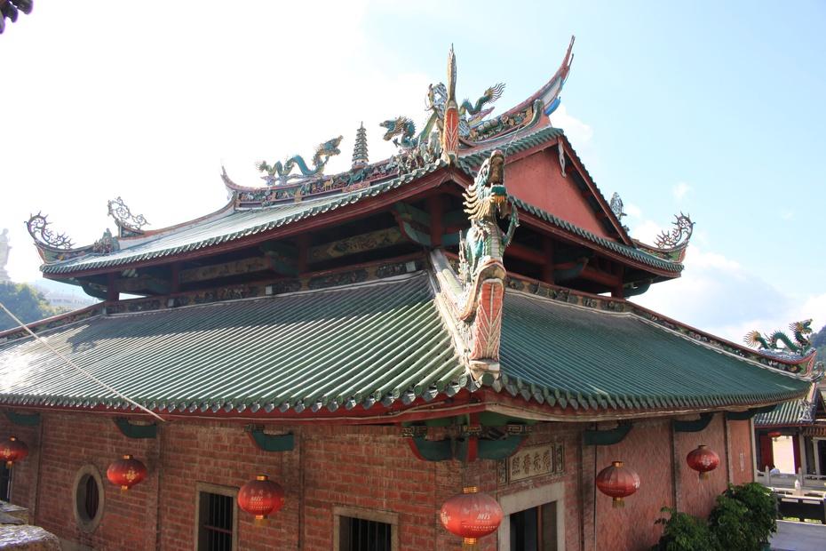 闽南房子建筑结构