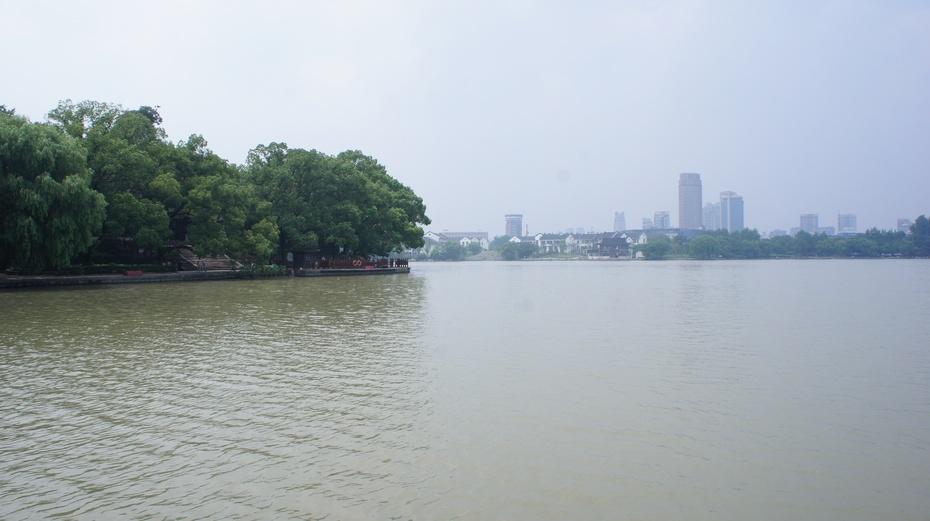 中国红色旅游之源:嘉兴南湖 - 余昌国 - 我的博客