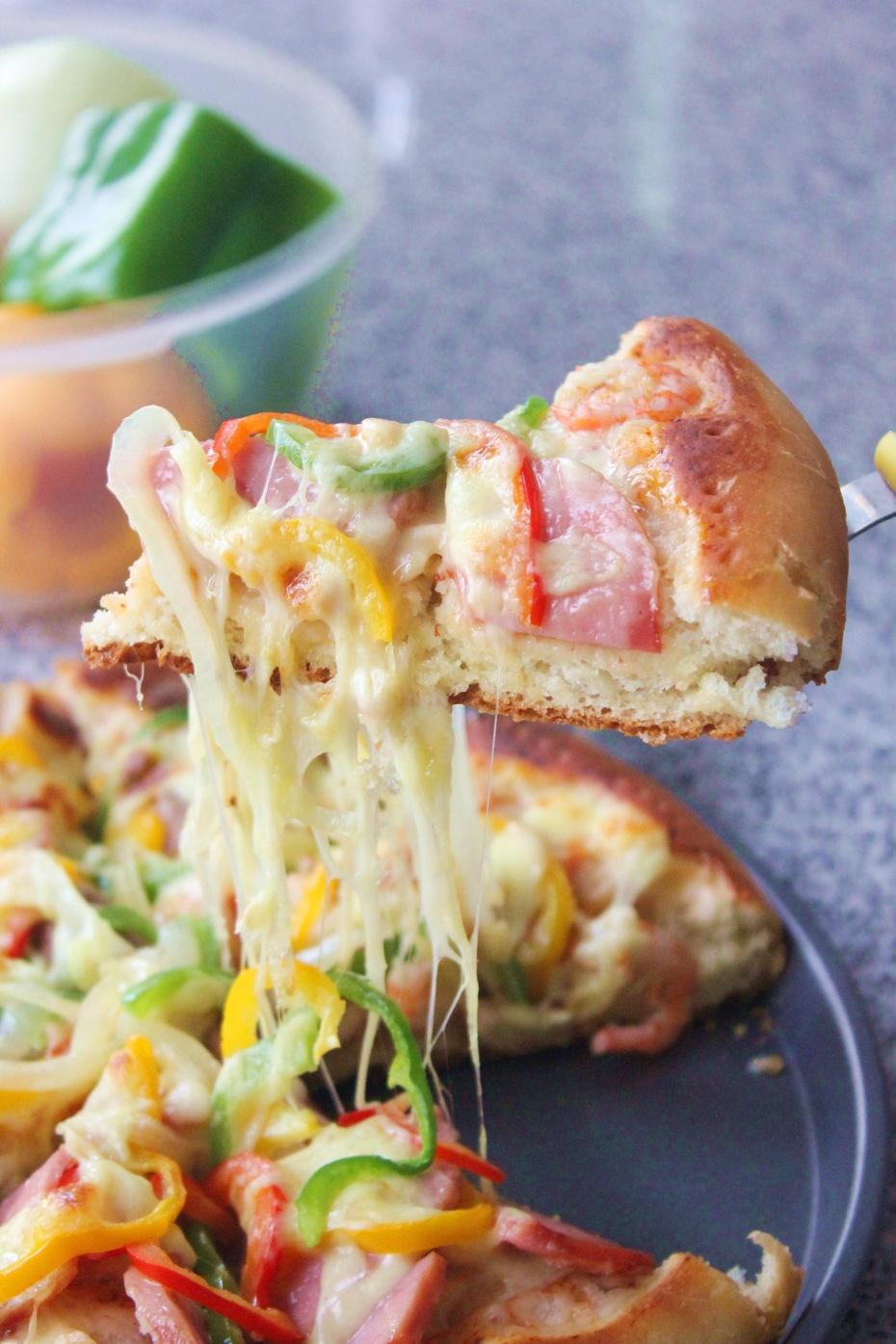 披萨的做法大全图解 步骤