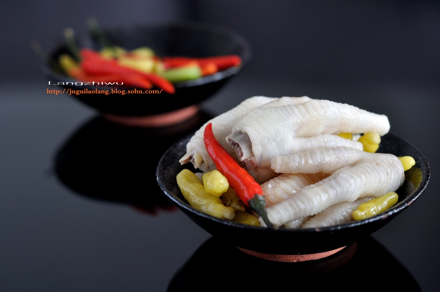 泡椒凤爪 - 慢生活美食客 - 慢生活美食客