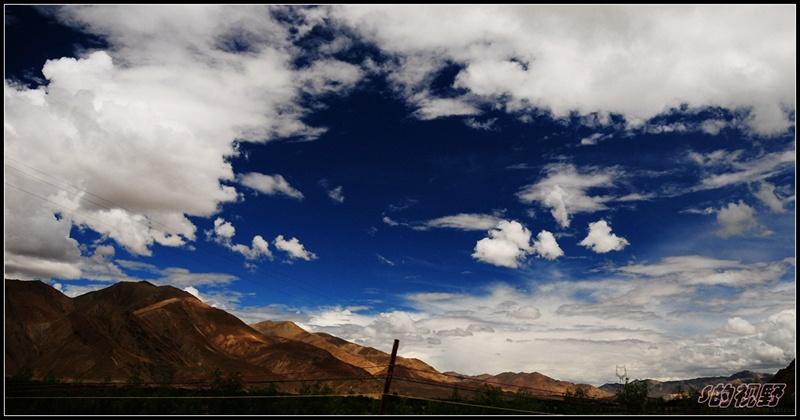 在西藏坐看云卷云舒 - H哥 - H哥的博客
