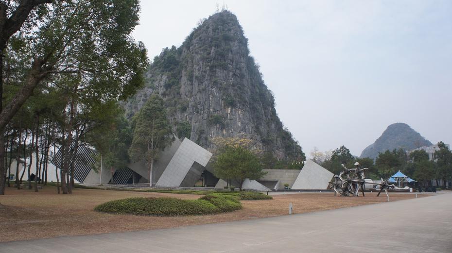 桂林愚自乐园法国地中海俱乐部度假村(下) - 余昌国 - 我的博客
