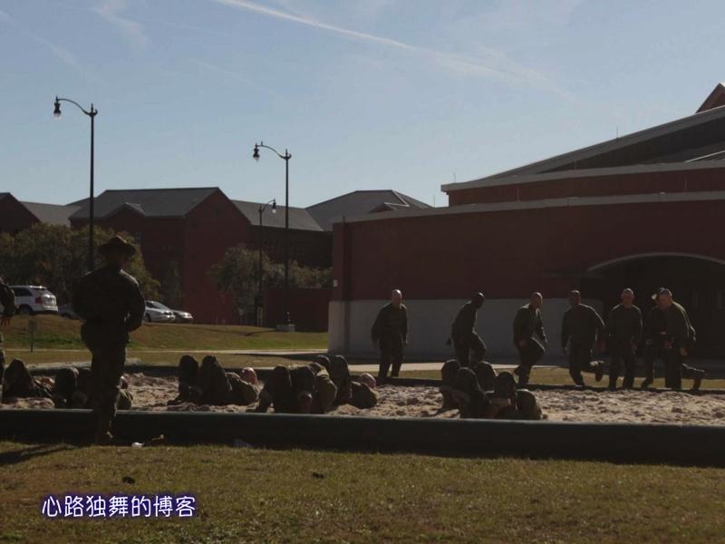 走进魔鬼式的美国新兵训练营(组图) - 心路独舞 - 心路独舞