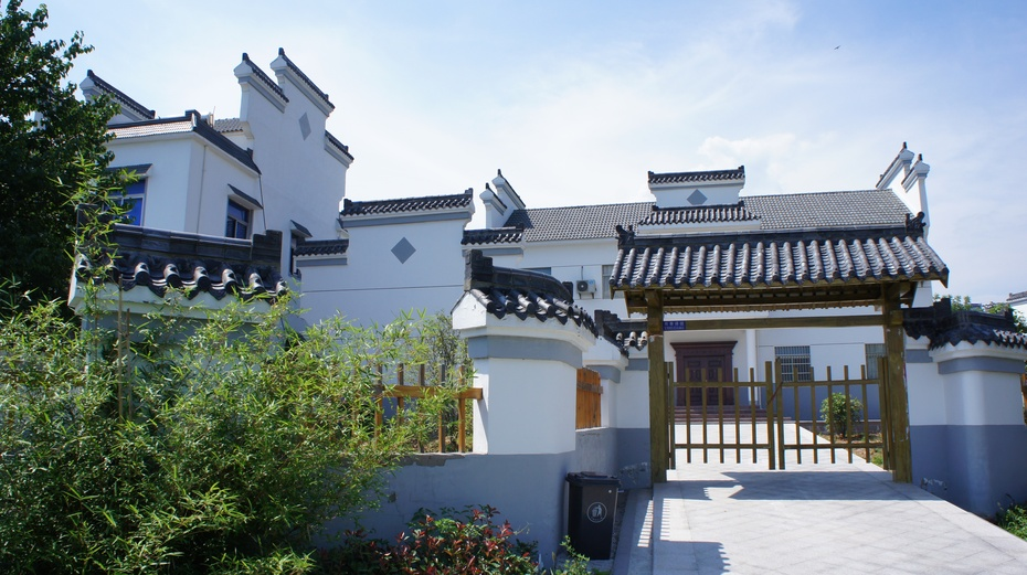 南京溧水美丽乡村:山凹村 - 余昌国 - 我的博客