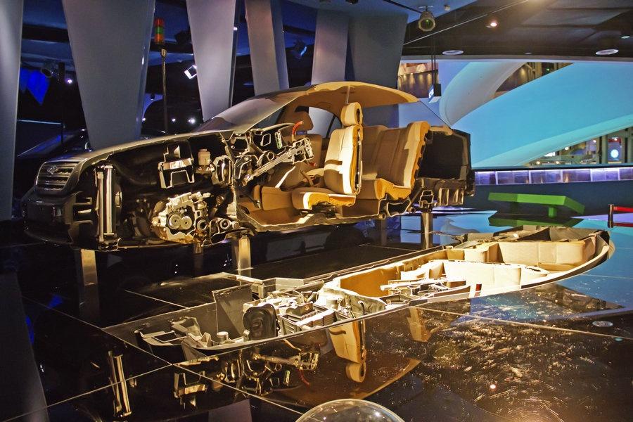 浏览北京汽车博物馆