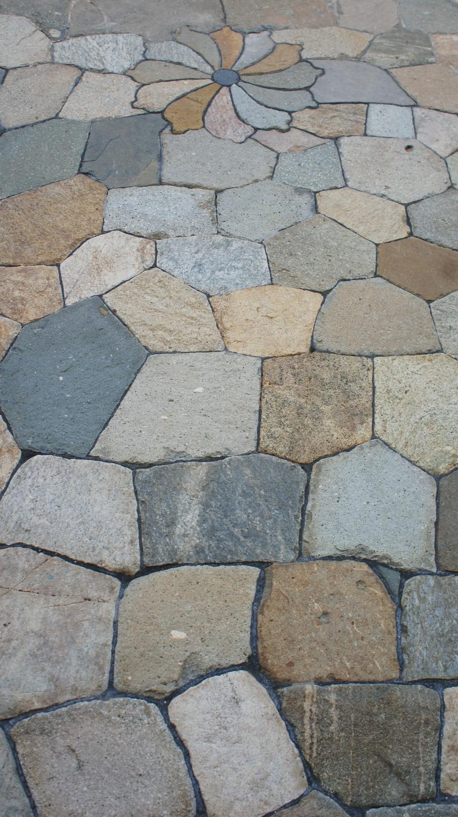 牟氏庄园:耐人寻味的石砌花墙 - 余昌国 - 我的博客