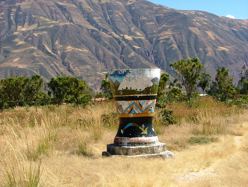 南美安第斯山脉的瓦斯卡兰山峰下最悲惨的小镇-云盖(Yungay) - sihaiyunyou - sihaiyunyou的博客