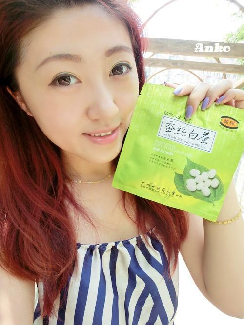 蚕丝白茶 美白补水 - Anko - Anko