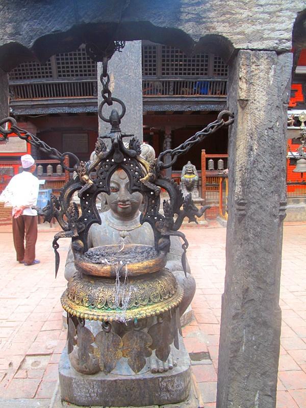 古老而神秘的幸福国度:尼泊尔 - 老村长 - 老村长