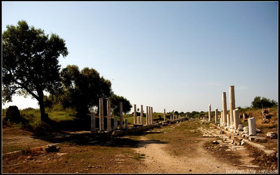 废墟上的度假胜地——Side希蒂 - H哥 - H哥的博客