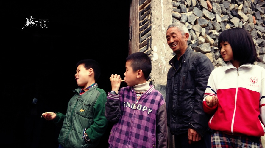 【云端听花开】寻常日子·别样幸福──三清山岭头山村(手机拍摄) - 酒窝果果 - 酒窝果果