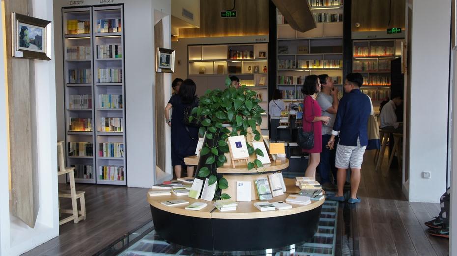 纸的时代:超越书店的文化空间 - 余昌国 - 我的博客