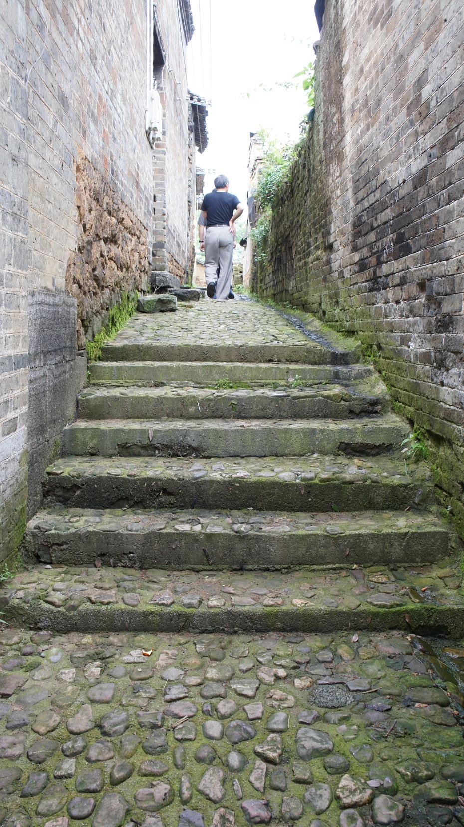 走进湘桂古商道上的传统村落长岗岭 - 余昌国 - 我的博客
