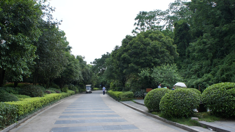 环境优美的桂林园林植物园 - 余昌国 - 我的博客