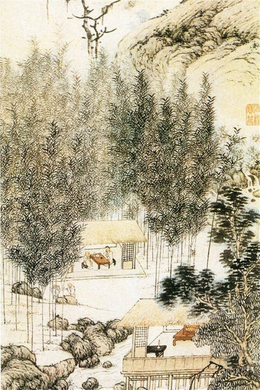 【国画】传世山水画:明代卷