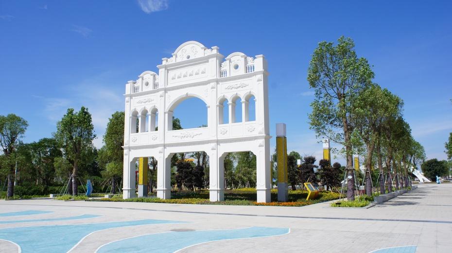 广西北海园博园 - 余昌国 - 我的博客