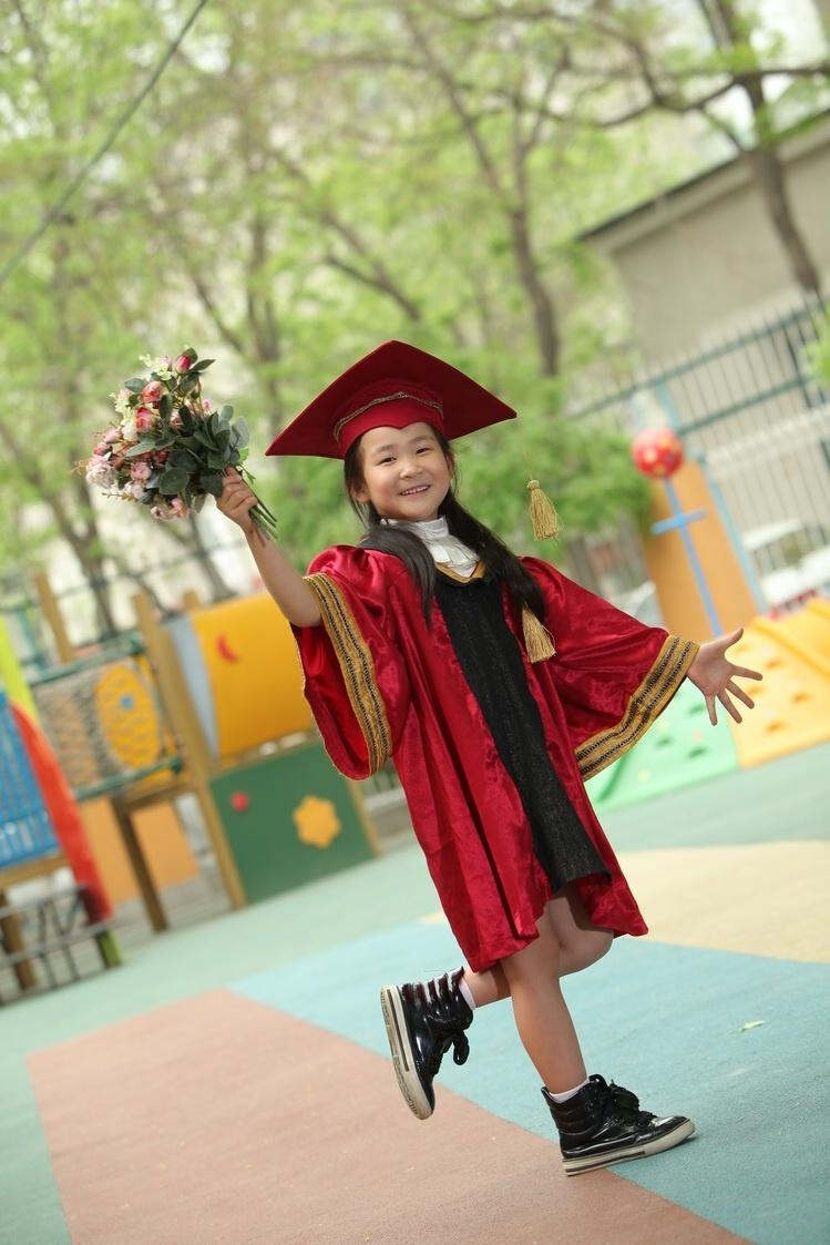 幼儿园毕业照