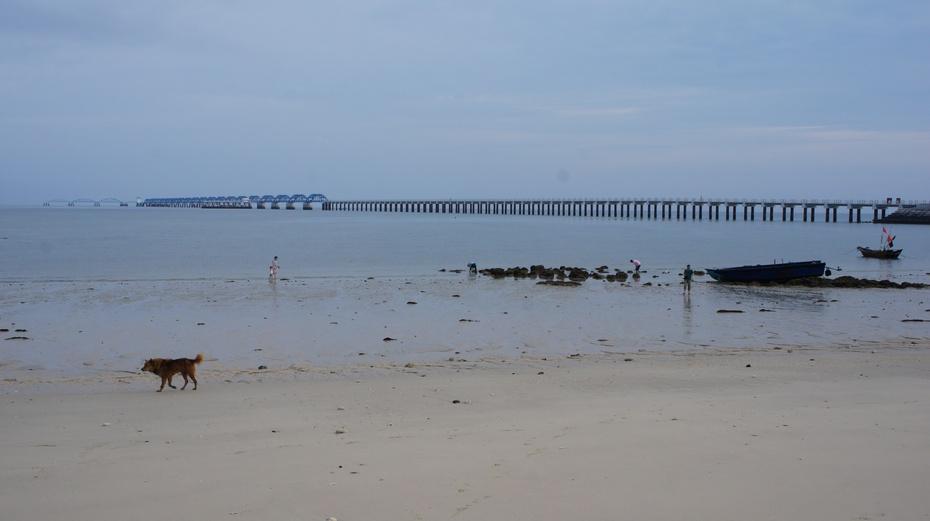 广西北海银滩和涠洲岛海滨 - 余昌国 - 我的博客