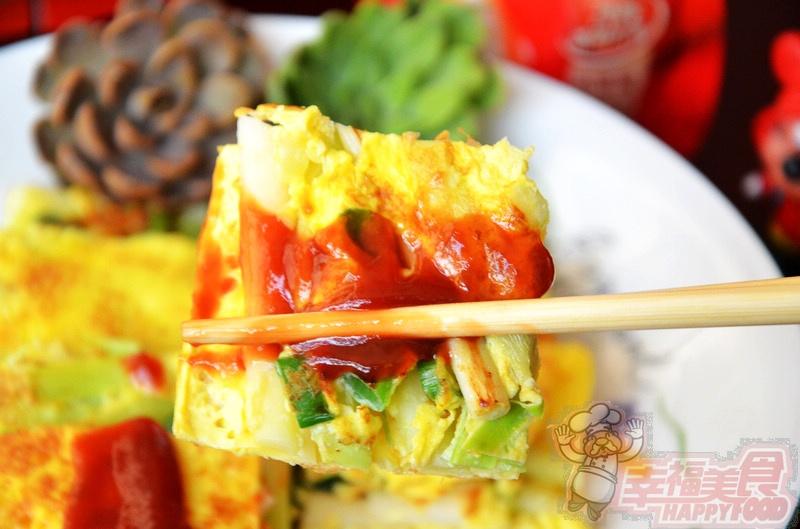 解密舌尖2:清香嫩滑的蒲菜鸡蛋饼 - 慢美食 - 慢 美 食