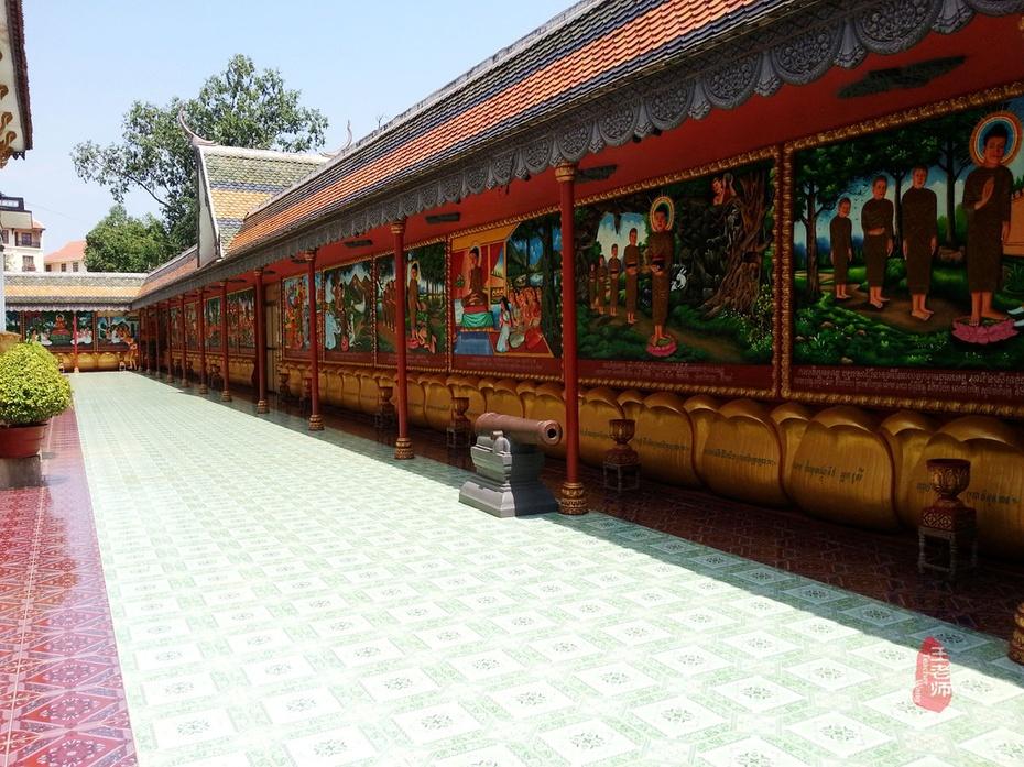 柬埔寨之行:吴哥国家博物馆 - 余昌国 - 我的博客