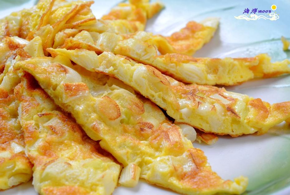 解密舌尖2:蒲菜煎蛋 - 慢美食 - 慢 美 食
