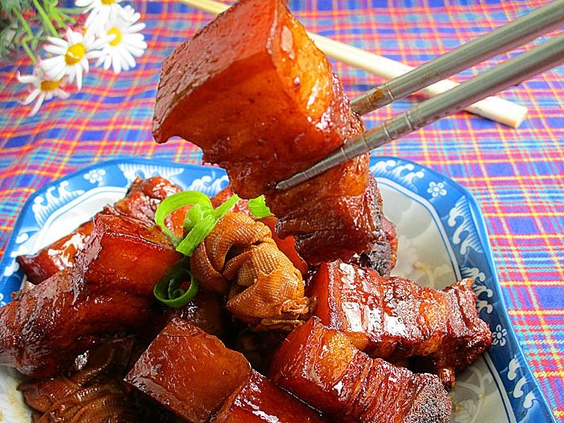 解密舌尖2--上海红烧肉 - 慢美食 - 慢 美 食