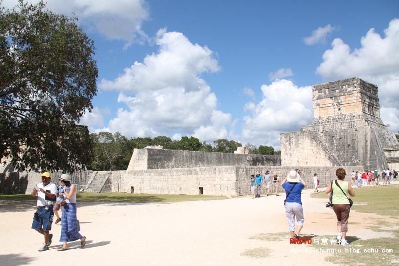 世界新七大奇迹:墨西哥奇琴伊查 - H哥 - H哥的博客