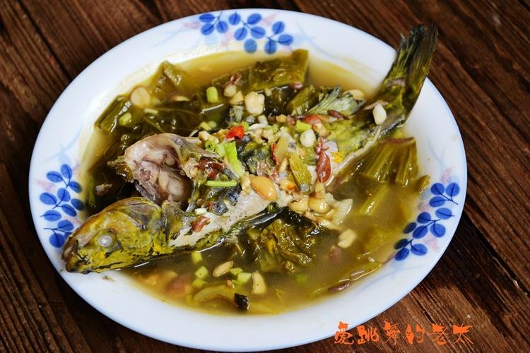 """""""三餐""""-解密舌尖2 - 盐酸菜煮黄蜡丁 - 慢美食 - 慢 美 食"""