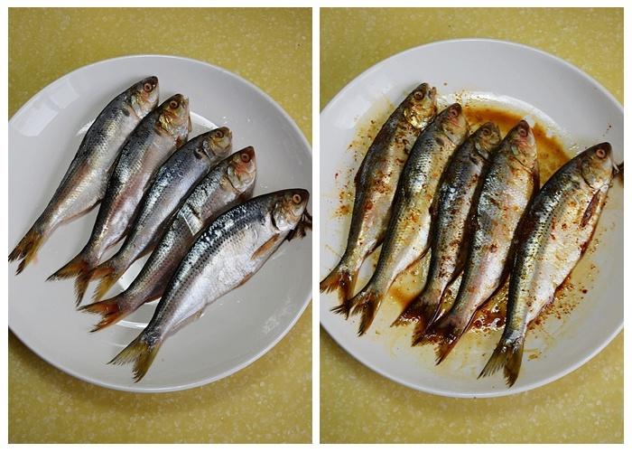 【香煎青鳞鱼】---刺多的鱼更美味 - 慢美食 - 慢 美 食