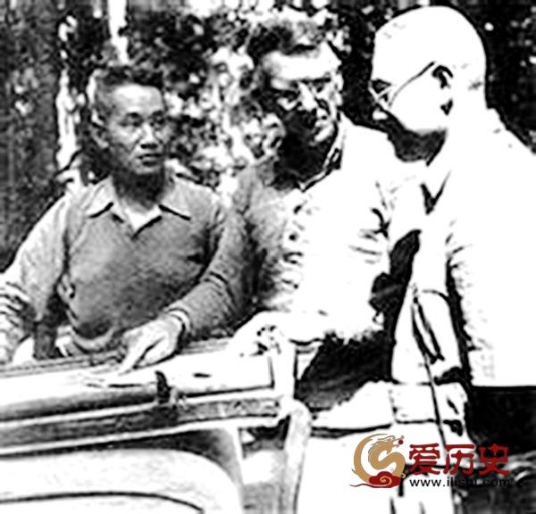 廖耀湘南京死里逃生 八年不忘怀恩报德 - 爱历史 - 爱历史---老照片的故事