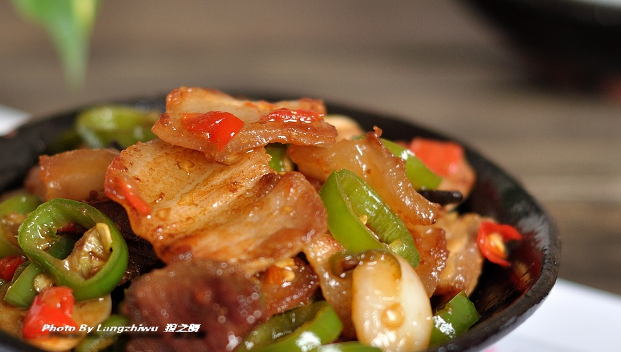 小炒肉 - 慢美食 - 慢 美 食