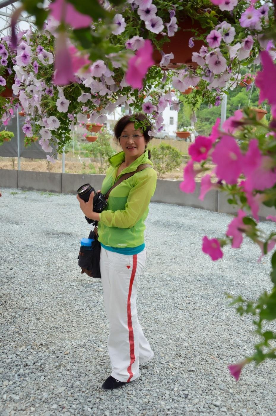 初夏赏花正当时 - 国防绿 - ★☆★国防绿JL★☆★
