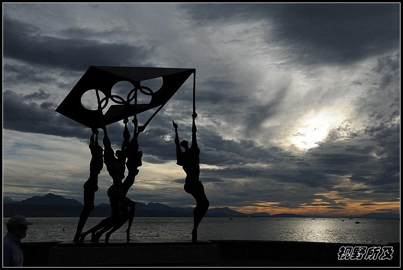 瑞士洛桑:不能错过奥林匹克博物馆 - H哥 - H哥的博客