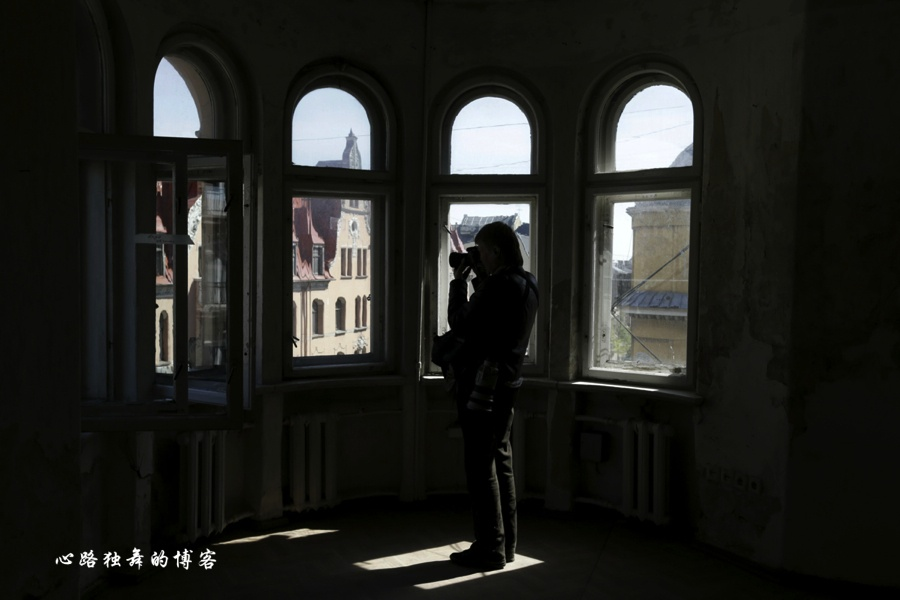 令人毛骨悚然的拉脱维亚前克格勃总部 - 心路独舞 - 心路独舞