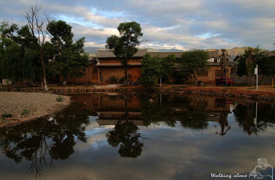 沙溪,茶马古道上唯一幸存的集市 - H哥 - H哥的博客